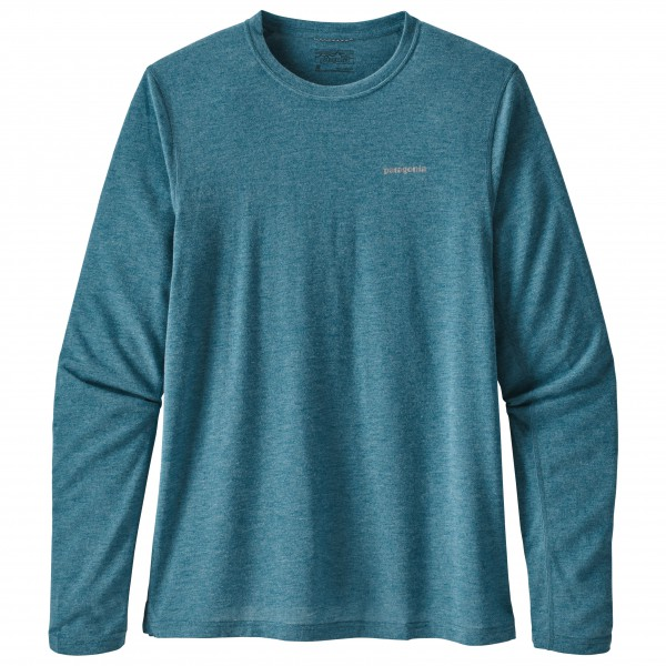 Patagonia - LS Nine Trails Shirt - T-shirt de running