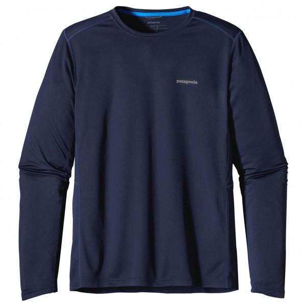 Patagonia - LS Fore Runner Shirt - Laufshirt