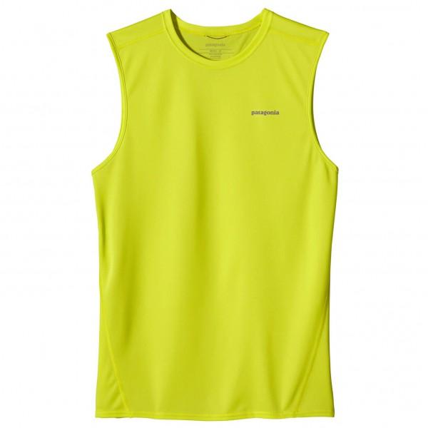 Patagonia - Fore Runner Sleeveless - Running shirt