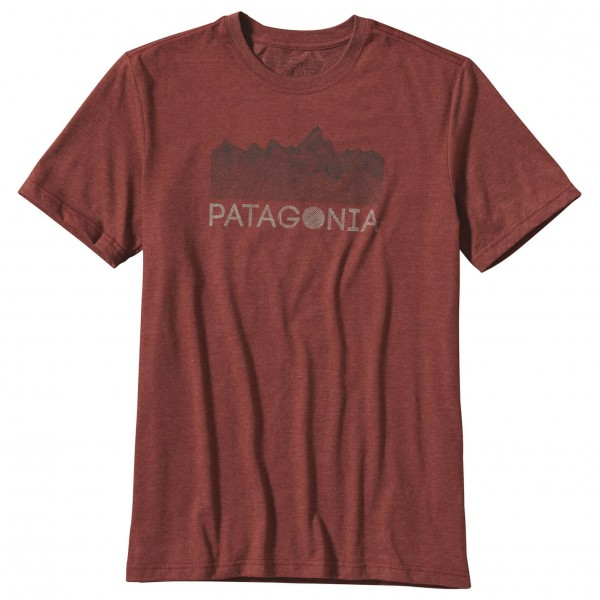 Patagonia - Linear Fractures T-Shirt - T-paidat