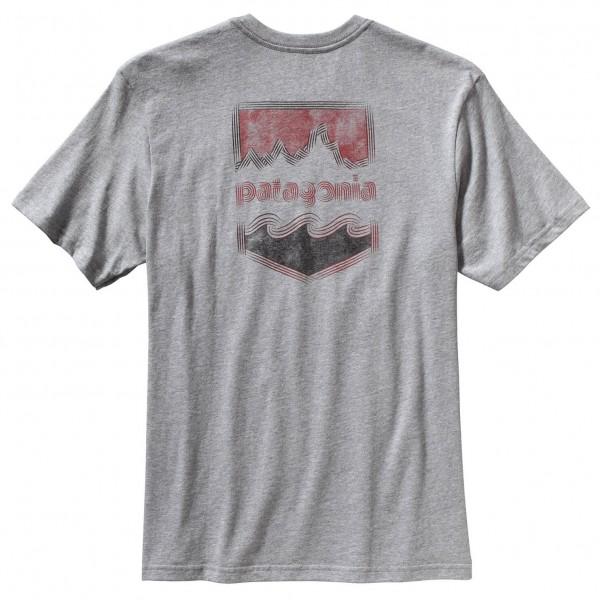 Patagonia - Patagonia Brushed Badge T-Shirt - T-Shirt