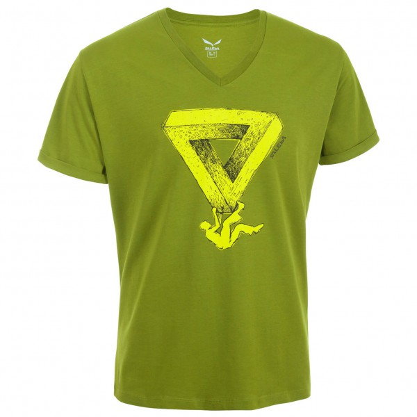 Salewa - Zembrocal CO SS Tee - T-Shirt