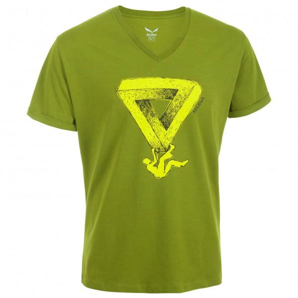 Salewa - Zembrocal CO SS Tee - T-Shirt