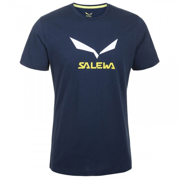 Salewa - Solidlogo CO SS Tee - T-Shirt