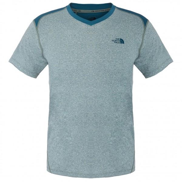 The North Face - Reactor SS V-Neck - Running shirt