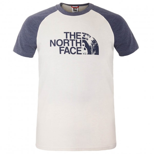 The North Face - S/S Seasonal Print Raglan Tee - T-Shirt