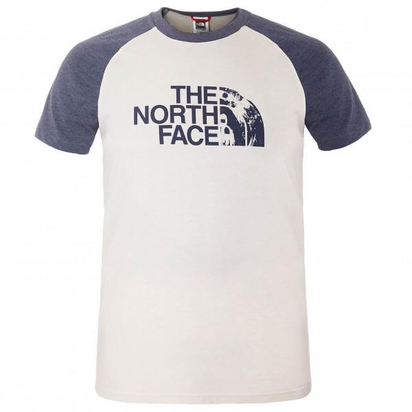 The North Face - S/S Seasonal Print Raglan Tee - T-shirt