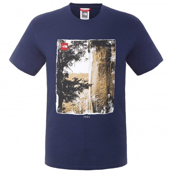 The North Face - S/S Adventure Page Tee - T-Shirt