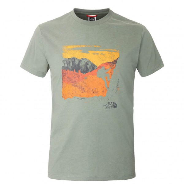 The North Face - SS Mountaineering Tee - T-paidat