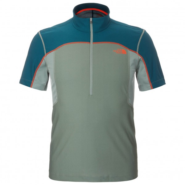 The North Face - Go Light Go Fast 1/2 Zip - T-paidat