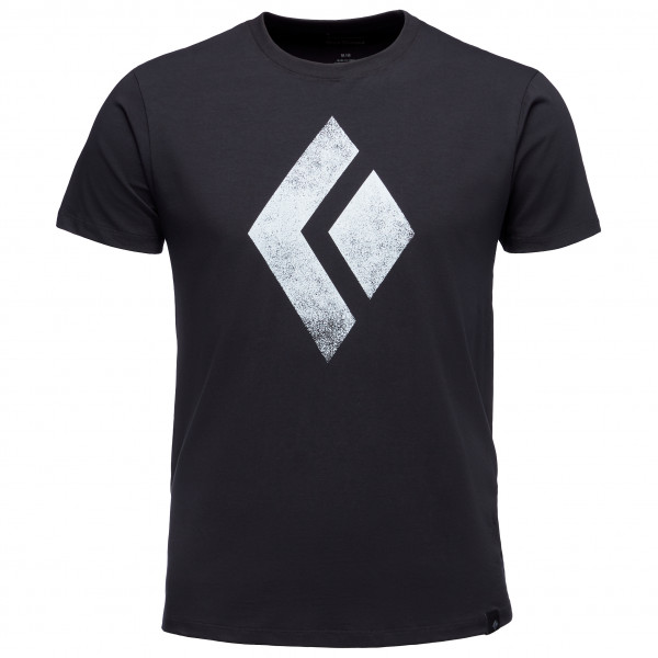 Black Diamond - SS Chalked Up Tee - T-paidat