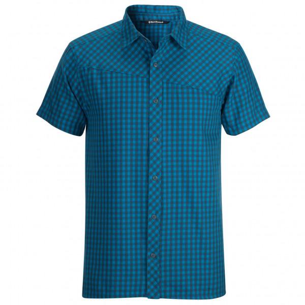 Black Diamond - SS Spotter Shirt - T-paidat