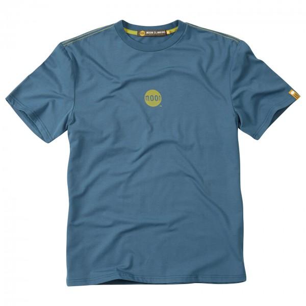 Moon Climbing - 100% Tech Tee - T-Shirt