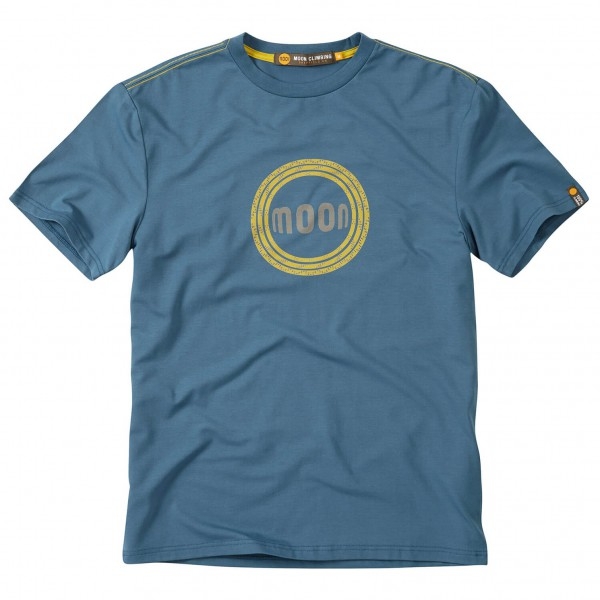 Moon Climbing - Rope Logo Tech Tee - T-shirt