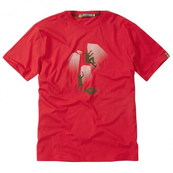 Moon Climbing - Urban Climber Tee - T-shirt