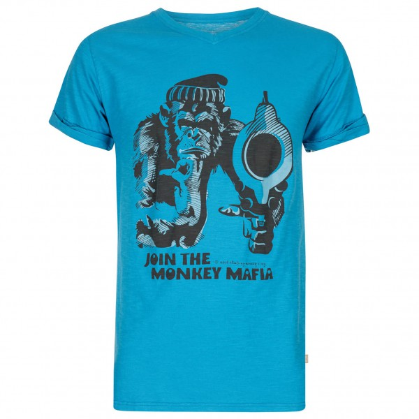 Nihil - Monkey Shot Tee - T-Shirt