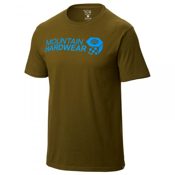 Mountain Hardwear - MHW Graphic Nut S/S Tee - T-Shirt
