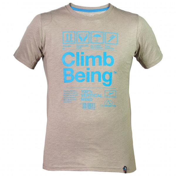 La Sportiva - Climb Being T-Shirt - T-shirt