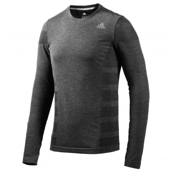Adidas - adiSTAR Wool Primeknit L/S M - Joggingshirt