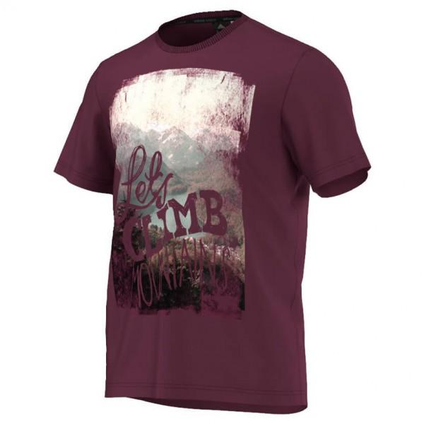 adidas - ED Mountain Climb Tee - T-Shirt