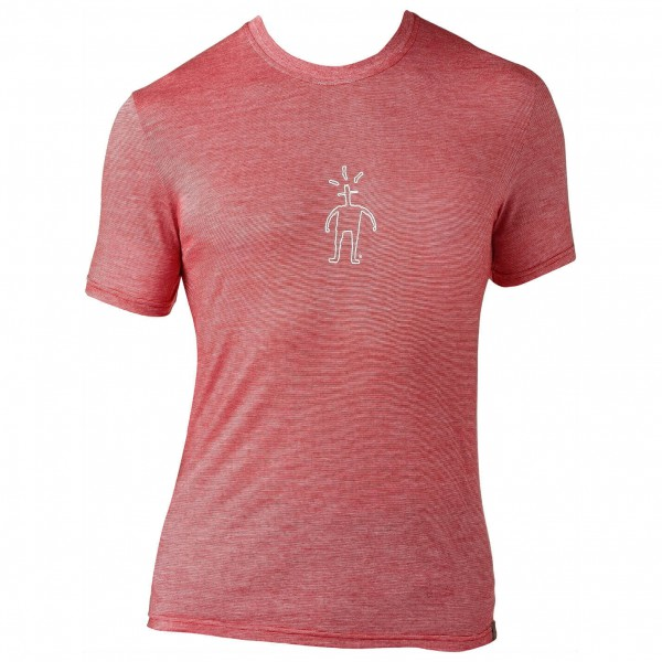 Smartwool - Graphic Tee - Slim Fit (Little Guy) - T-shirt