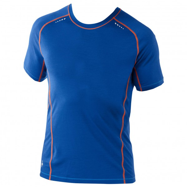 Smartwool - PhD Ultra Light Short Sleeve - Laufshirt