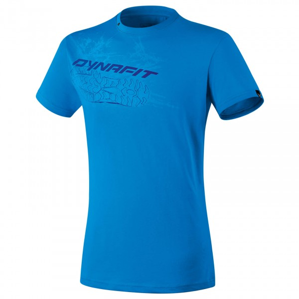Dynafit - First Track CO SS Tee Print - T-paidat