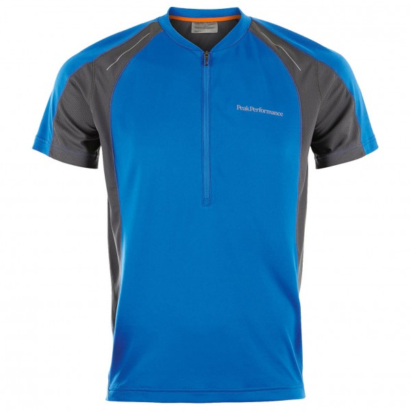 Peak Performance - Balkka Zip Tee - Laufshirt