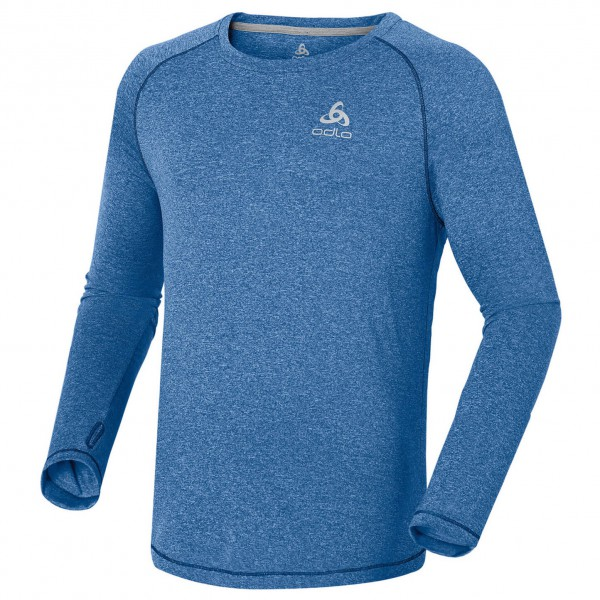 Odlo - T-Shirt L/S Crew Neck Raptor - T-shirt de running