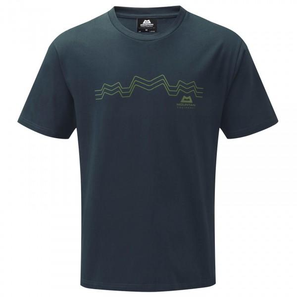 Mountain Equipment - Logo Tee - T-paidat