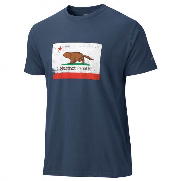 Marmot - California Marmot Tee SS - T-paidat
