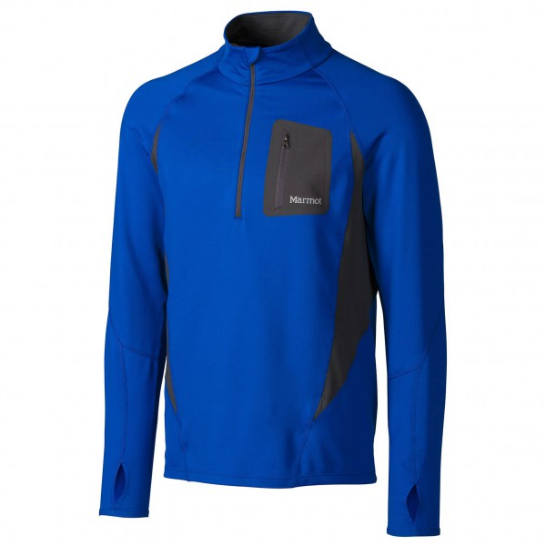 Marmot - Elance 1/2 Zip LS - Running shirt