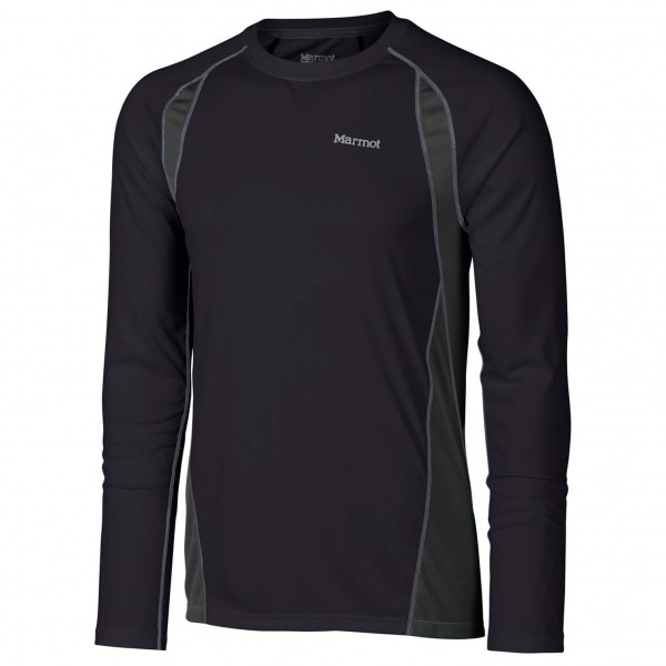 Marmot - Interval LS - Laufshirt