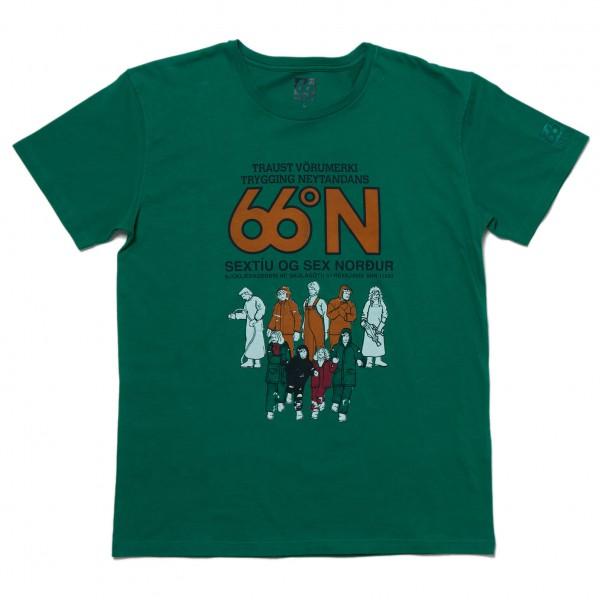 66 North - Logn T-Shirt Traust - T-shirt