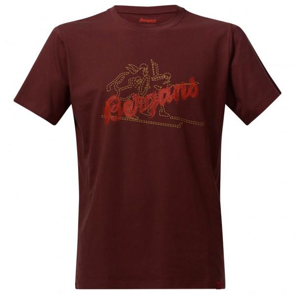 Bergans - Bryggen Tee - T-Shirt
