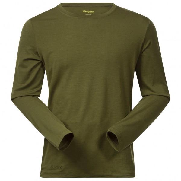 Bergans - Echo Wool Shirt - Manches longues