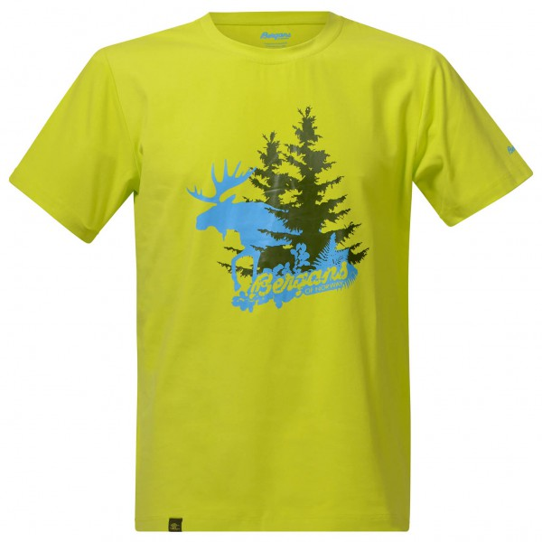 Bergans - Elk Tee - T-paidat