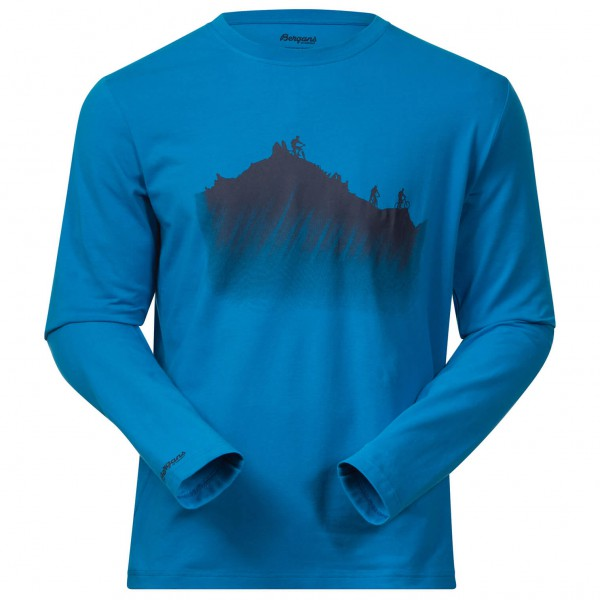 Bergans - Mountainbike Shirt L/S - Manches longues