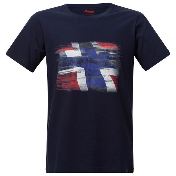 Bergans - Norway Tee - T-paidat