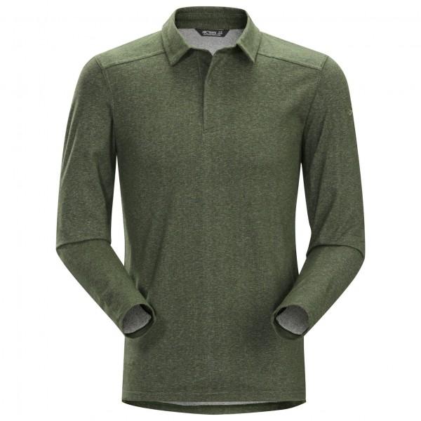 Arc'teryx - Captive LS Polo - Poloshirt