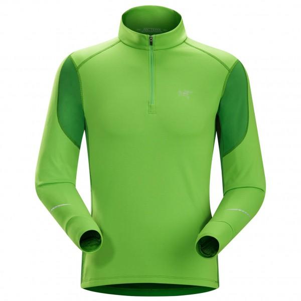 Arc'teryx - Cyclic Zip Neck - T-shirt de running