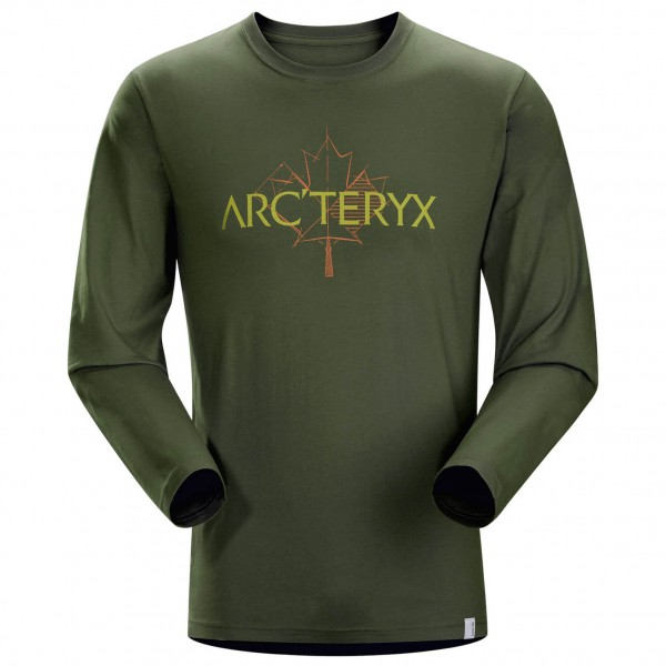 Arc'teryx - Maple LS T-Shirt - Long-sleeve