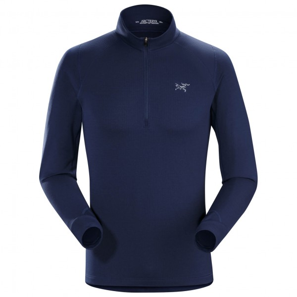 Arc'teryx - Thetis Zip Neck - T-shirt de running