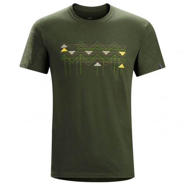 Arc'teryx - Treetops SS T-Shirt - T-paidat