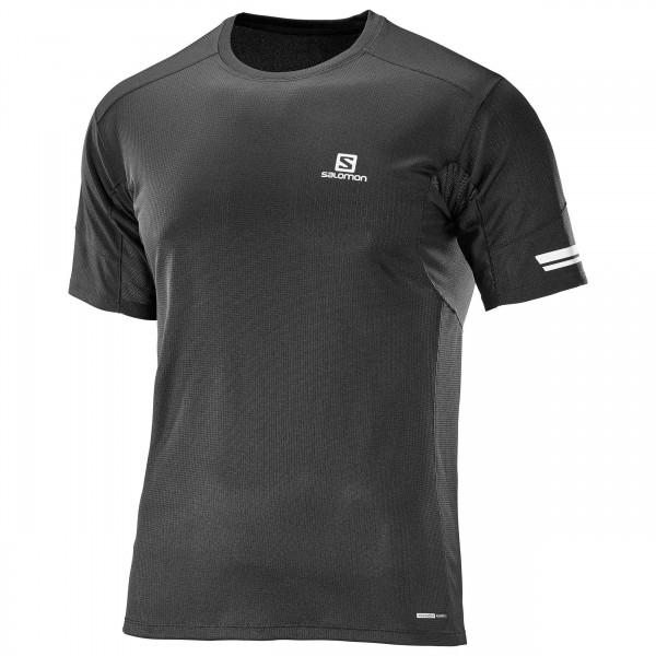 Salomon - Agile S/S Tee - Joggingshirt