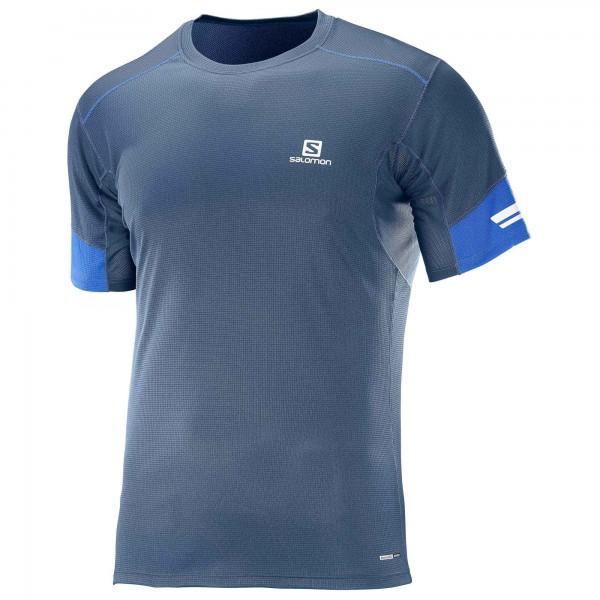Salomon - Agile S/S Tee - Laufshirt
