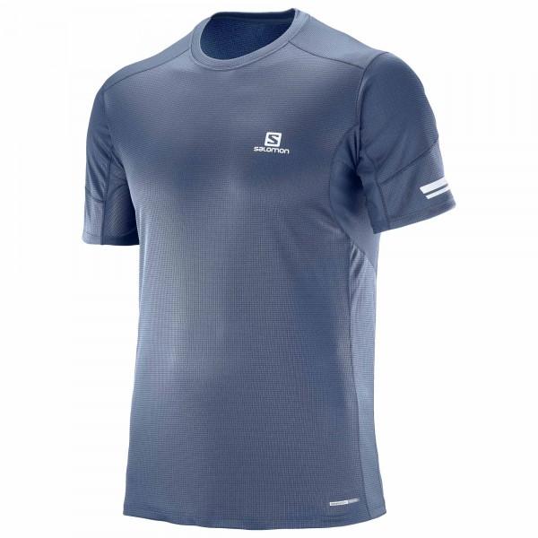 Salomon - Agile S/S Tee - Running shirt