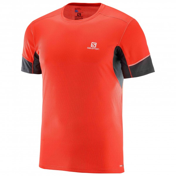 Salomon - Agile S/S Tee - T-shirt de running