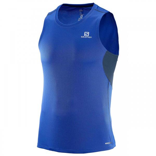 Salomon - Agile Tank - Running shirt