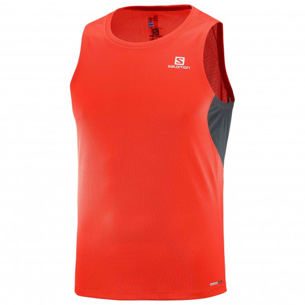 Salomon - Agile Tank - Running shirt